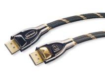 1 Meter bivani 8K DisplayPort 1.4 Kabel – Elite Series
